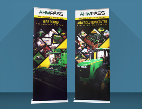AHW Pass Tradeshow Displays