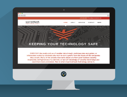 Sparrowhawk Technology Website